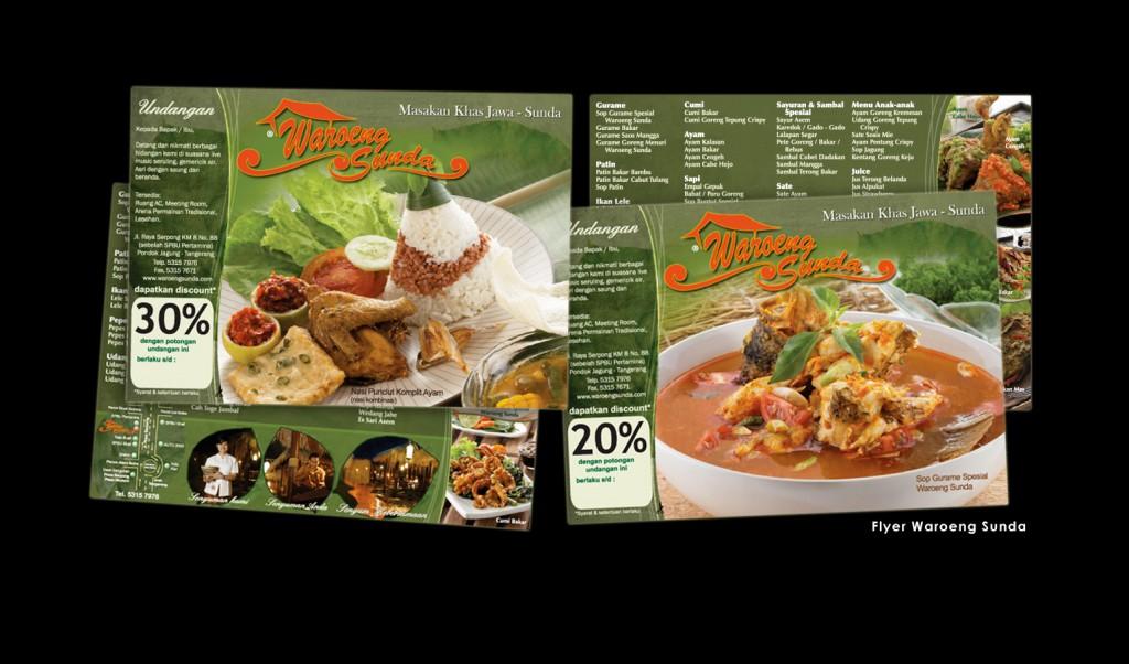 Desain Promosi Desain Promosi Restoran