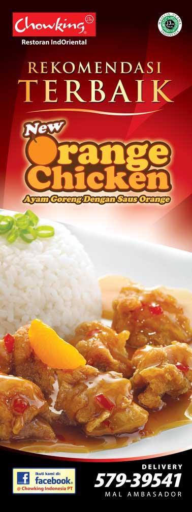 Desain Iklan Restoran
