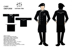 Chef-uniform