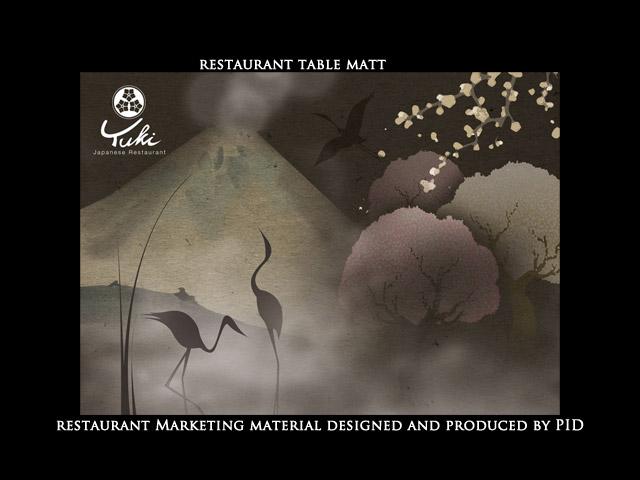 restaurant marketing design
